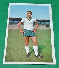 HORST HÖTTGES WERDER BREMEN FUSSBALL 1966 1967 FOOTBALL CARD BUNDESLIGA PANINI