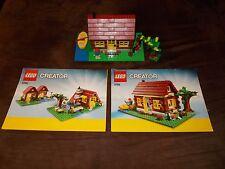 Lego® Creator - 5766 - Baumhaus (3 in 1 Set) mit Bauanleitung (BA)