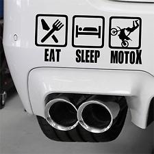 Eat Sleep MotoX 4 Avid Speedway Scrambler X Games Dirt Bike Moto X   Motor Bike