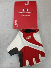 Bellwether Mens Pursuit Gloves XL Red/White Ferrari 90575065 New!!