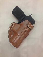 Premium Leather Belt Holster SIG P320 / SIG P250 / P228 / P229   - (# 7640 Brn)