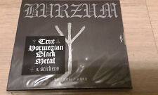 1BURZUM 1Burzum1 / Aske SLIPCASE CD (Black Metal Classic) Official Russian Edit.