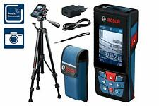 Bosch Professional 0601072F01 Meter Laser Distances Glm 120 C with Tripod