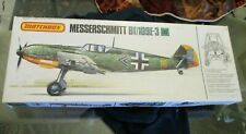 Matchbox 1/32 scale kit PK-502 Me Bf/109 E-3 Emil