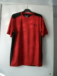Mens Under Armour Fitted Shirt size L