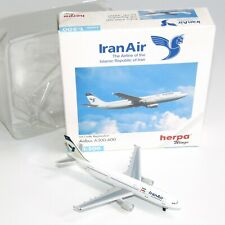 Herpa Wings ~ Airbus A300-600 IranAir     1:500 Scale Airplane Model