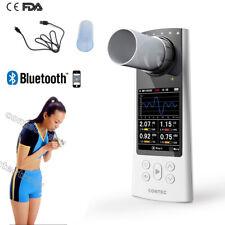 Color Handheld Spirometer Lung Checkpulmonary Functionspirometrybluetoothapp
