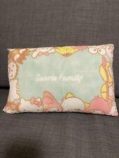 2020 Hello Kitty SANRIO Eva Air Airlines Souvenir In-Flight Pillow