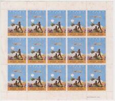 Stamps Australia 1959 ANPEX Cinderella labels sheet of 15 John Sands Imprint