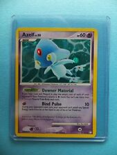 AZELF Diamond Pearl Mysterious Treasures 4/123 Raro, HOLO brillante Pokemon Tarjeta