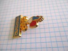 PINS GASPARD JEUX OLYMPIQUES LE COQ SPORTIF VINTAGE PIN'S wxc 34