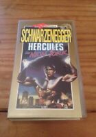 VHS Video - Hercules In New York