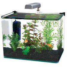 Penn Plax RADIUS Aquarium Kit — 5 Gallon WW111K Aquarium Kit NEW