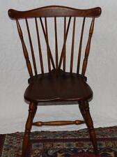 1 Stuhl Englisch Windsor-Stil Küchenstuhl Vintage shabby chic Eiche zwei möglich
