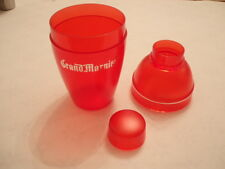 ONE NEW Grand Marnier Plastic cocktail shaker.