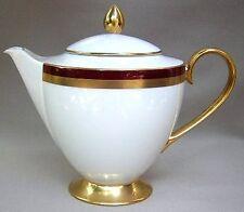 Gorham Ruby Contessa Teapot and Lid