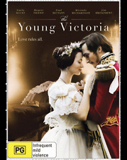 YOUNG VICTORIA - NEW & SEALED R4 DVD (EMILY BLUNT, RUPERT FRIEND, PAUL BETTANY)