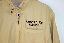 Vintage Men's Small Union Pacific Railroad Jacket