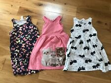 H&M Girls Dresses Age 4-6