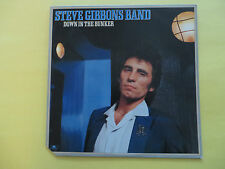 """THE STEVE GIBBONS BAND """"DOWN IN THE BUNKER"""" (POLYDOR, LP ALBUM, 1978, VG+)"""