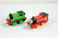 thomas the train Red and Green Trains Toys Persy Victor