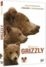 DVD *** GRIZZLY ***  Disney Nature  ( neuf sous blister )