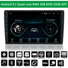10.1 Inch WIFI 3G/4G Car Radio GPS Navigation FM Head Unit Android 9.1 2G + 32G