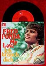 Single Fred Fonda: My Love (BASF CQA 100) D