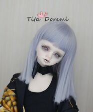 Bjd Doll Wig 1/3 8-9 Dal Pullip AOD DZ AE SD DOD LUTS Dollfie blue Toy Hair