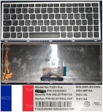 Teclado Azerty Francés IBM LENOVO IdeaPad U310 T3D1-Fre NSK-BCDSQ 9Z.N7GSQ.D0F