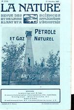 La Nature N° 2300 -   Oct.1917  - Revue des sciences - L'Outillage des Ports