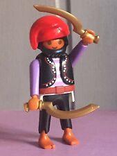 PLAYMOBIL VINTAGE PIRATAS Pirata Bucanero Corsario Pirate Boucanier Corsaire