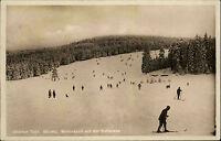 Oberhof Thüringen Thüringer Wald AK ~1925/27 Wintersport Winter Golfwiese Sport