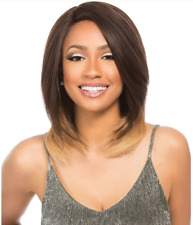 Sensationnel Brazilian Keratin 100% Human Hair Lace Front Wig REMI LIVE-16 INCH
