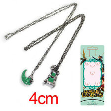 League of Legends LOL Thresh the Chain Warden Cosplay Weapon Necklace Pendant 2