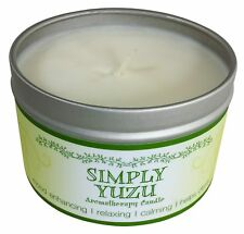 Our Own Candle Company Soy Wax Aromatherapy Scented Candle, Simply Yuzu, 6.5 oz