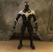 Custom Marvel Legends Symbiote Black Panther Venom See Description