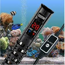 LED Display Aquarium Thermometer  Fish Tank Heater  100w - 500w