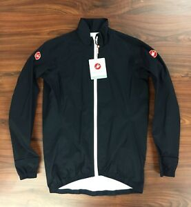 Castelli Women's Light Wind Jacket Size Small New with tags