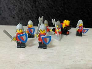 Vintage Classic Lego No.667/6077 Knights Procession Very Rare 1979 Complete