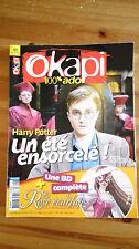 magazine OKAPI ADO 829 Daniel Radcliffe Harry Potter 2007