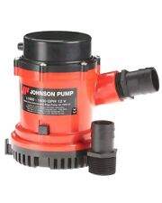 Johnson Pump Heavy Duty High Capacity  Bilge Pump 1600 GPH  16004-001  12volt