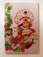 "Vintage Strawberry Shortcake 2"" x 3"" Fridge MAGNET"