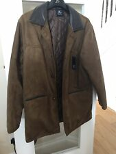 AC Italian Make Men's Coat NEW! XL