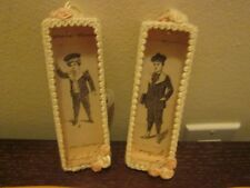 Two Christmas Tree Ornaments Made In Belgium New