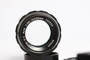 Nikon Nikkor Q.C Auto 3,5/135 NON AI