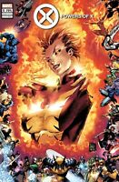 🔥 POWERS OF X #1 Philip Tan EXCLUSIVE Variant Cover A Phoenix COA Ltd To 1000‼️