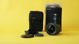 Sony G-Series 16-35 mm F/2.8 GM Objektiv