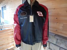 Dale Earnhardt Jr Autographed limited edition COA & TAGS RARE XL leather Jacket