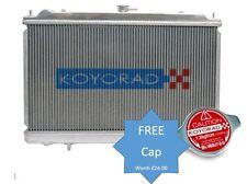 KOYORAD COMPETITION RADIATOR TOYOTA CELICA 140-190 53MM CORE KL010927R